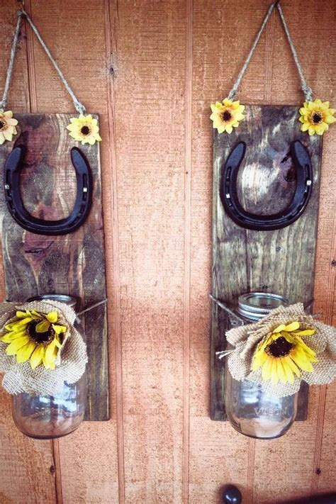 horseshoe decorations for home 18 cool diy horseshoe projects that will add charm