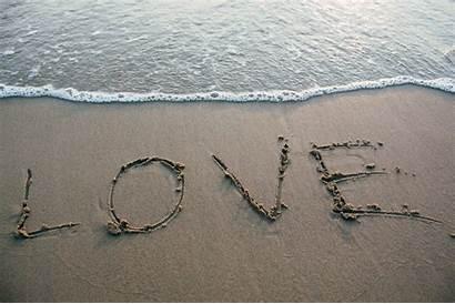 Beach Sand Writing Ts