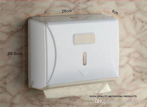 fold hand towel dispenserplastic tissue holder