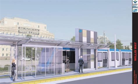 Public Gets First Look At Designs Of 19 Rapid Transit