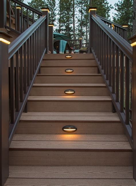 St. Louis TimberTech/Azek Deck Lighting   Riser Light