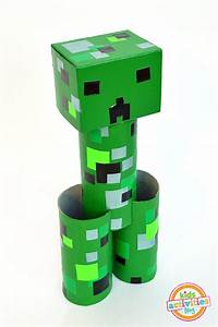 The Most Amazing Minecraft Party Ideas: Crafts, Food