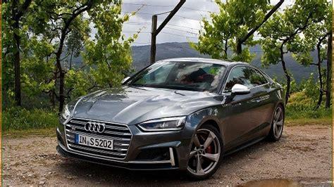 Audi A5 2018 Precios Ficha Técnica Y Fotos