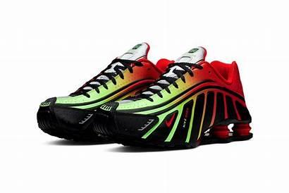 Nike Neymar Shox Jr R4 Release Sneaker