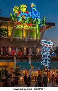 Signs at City Walk Universal Orlando Resort Orlando