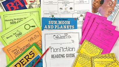 Nonfiction Text Features Teaching Reading Hunt Scavenger