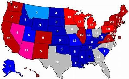 Polls Presidential Election Biden Map President 538