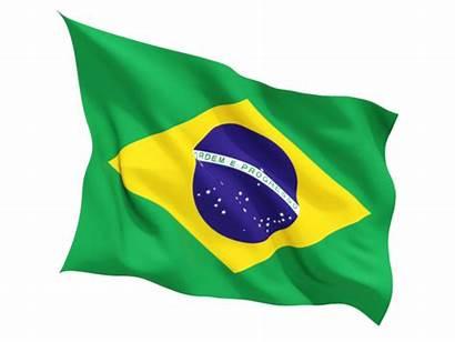 Brazil Flag Brasil Bandeira Waving Bandera Flags