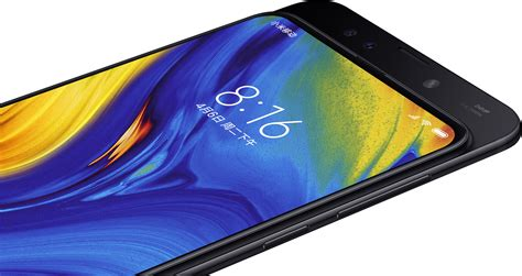xiaomi mi mix 3 le flagship 224 slider est officialis 233