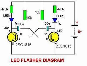Electronic Circuit  Flip Flop Circuit