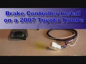 Brake Controller For Toyota Tundra  2007