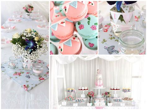 Shabby Chic First Birthday Party With So Many Cute Ideas