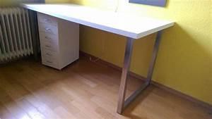 Schreibtisch Zwei Personen : schreibtisch ikea mikael ma e ~ Markanthonyermac.com Haus und Dekorationen