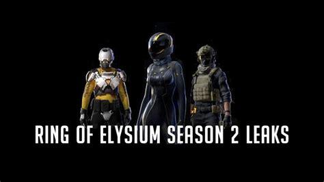 ring  elysium leaked adventurer pass character skins