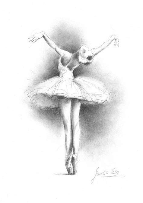 ballerina sketch ideas  pinterest ballet