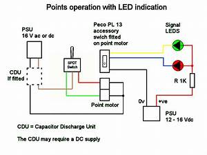 Seep Point Motor Wiring