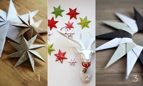 roundup  diy paper holiday decor projects curbly