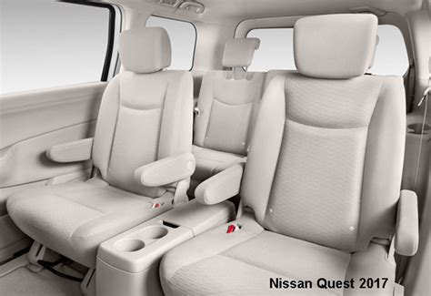 nissan quest  price specifications overview