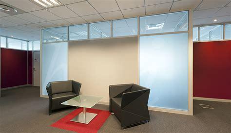 cloisons de bureaux les cloisons de bureau vitrées toute hauteur espace