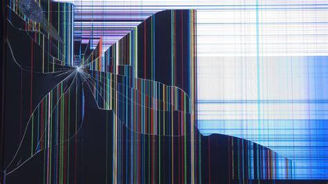 tv broken screen wallpapers   wallpaperbro