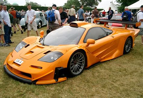 Ultimate Sports Car by Mclaren F1 The Ultimate Sports Car Car List