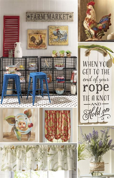 Decorating Ideas For The Top Of Kitchen Cabinets Pictures - decorating ideas to create a cozy country kitchen
