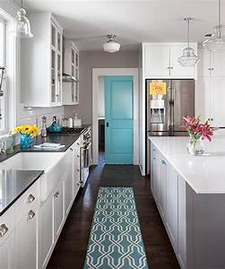best 25 aqua kitchen ideas on pinterest coastal With kitchen colors with white cabinets with black and teal wall art