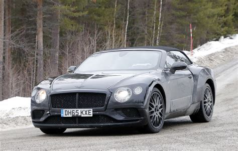 2018 Bentley Continental Gtc * Price * Release Date * Specs