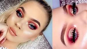 Rose Gold Sprühlack : rose gold glitter makeup tutorial tina halada youtube ~ A.2002-acura-tl-radio.info Haus und Dekorationen