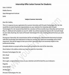 Resignation Letter Format And Subject