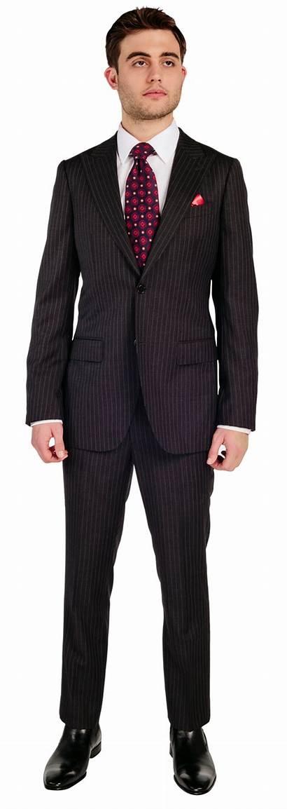 Suit Transparent Groom Guy Background Coat Tie
