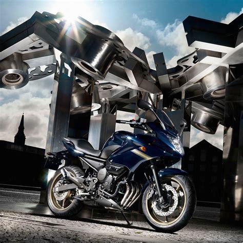 motorbikes yamaha xj diversion bike ipad iphone hd