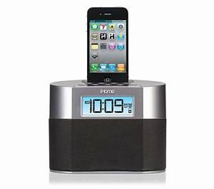 Iphone 4 Docking Station : ihome ip23 docking station for your iphone or ipod with alarm clock ~ Sanjose-hotels-ca.com Haus und Dekorationen