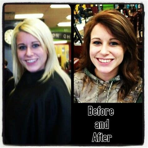 Before And After To Brown by Before And After To Brown Before And After