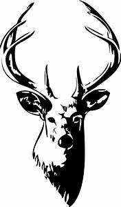 Best 20+ Deer head silhouette ideas on Pinterest | Deer ...