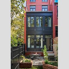51 Best Brooklyn Row House Design Images On Pinterest