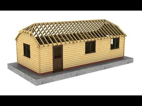 How To Do A Hip Roof by Revit Tutorial Jerkinhead Half Hipped Roof