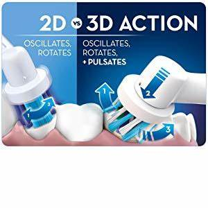 Oral-B Pro Vitality Plus Cross Action Electric ...