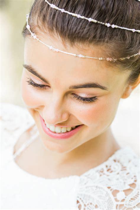 rock  wedding summer wedding editorial makeup  jodie