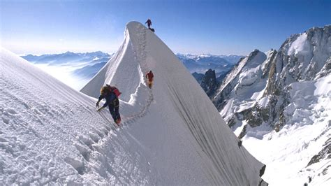 How Climate Change Making Mountaineering More Dangerous