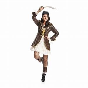 Matrosin Kostüm Damen Mit Hose : sexy piraten kost m damen kleid mit mantel braun kost mplanet ~ Frokenaadalensverden.com Haus und Dekorationen