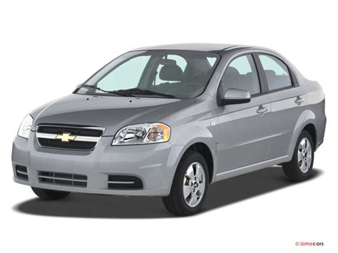 2007 Chevrolet Aveo Prices, Reviews And Pictures Us