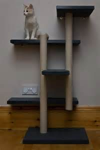 diy cat tower cat trees on cat tree cat