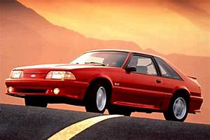 1991 Ford Mustang Gt Specs
