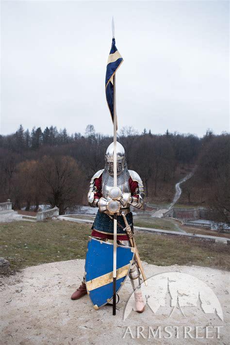 medieval western sca plate armor kit