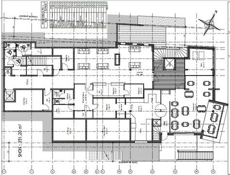 plan chambre hotel 3 exemples de plan d 39 un hotel 3 étoiles régis sem