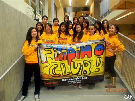 Custom Tshirts For Ihs Filipino Club Loves Custom Ink