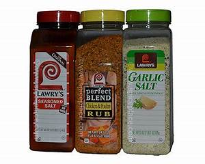 Lawry's Seasoning Collection $31.16USD - Spice Place