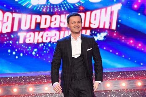 Declan Donnelly is taking a break from TV before Britain's ...