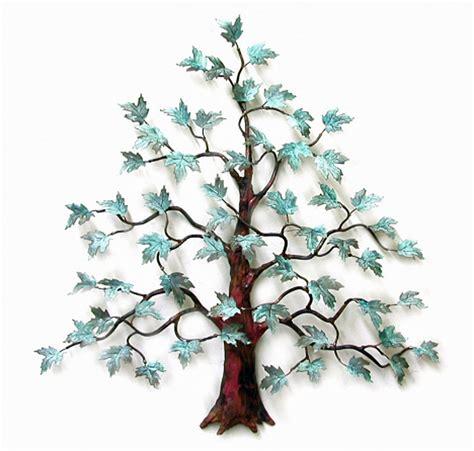 tree wall decor ebay wall magnificent maple tree metal wall sculpture